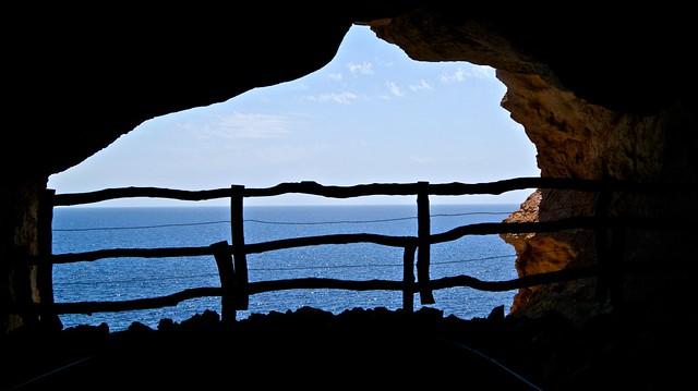Menorca-Cova d'en Xoroi