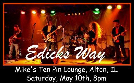 Edicks Way 5-10-14