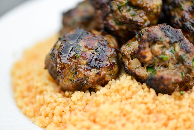 Moroccan-spiced Meatballs