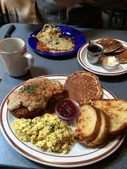 Wayward = vegan breakfast heaven