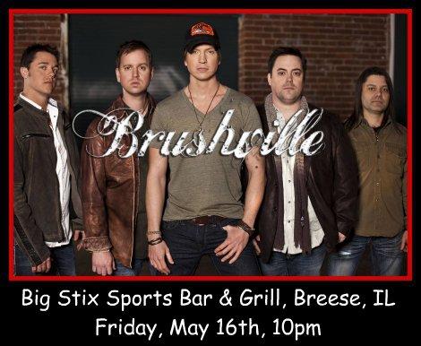 Brushville 5-16-14