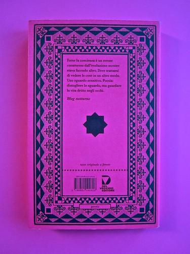 A Vinci, [...], di Morten Søndergaard. Del Vecchio edizioni 2013. Art direction, cover, logo: IFIX. Quarta di copertina (part.), 1