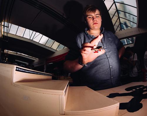 Jan Kröger @ Fast Fingers #17