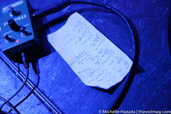 The Cave Singers @ Constellation Room, Santa Ana 5/16/14