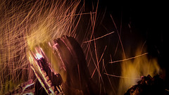 Shooting Sparks