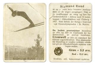 Sigmund Ruud (1907 - 1994)