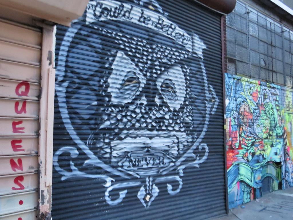 'Queens' Could be Better Never streetart Astoria 59 21jne14_070