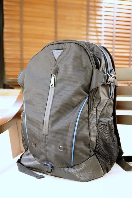 targus citylite II Ultra backpack REVIEW