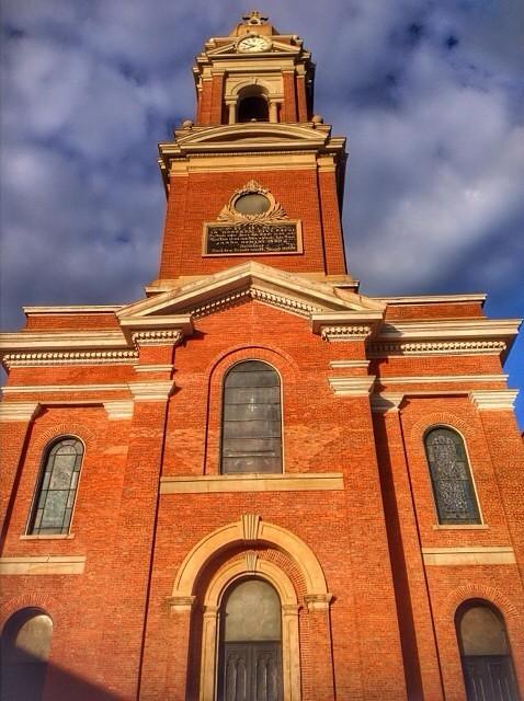 St Paul. Pendleton