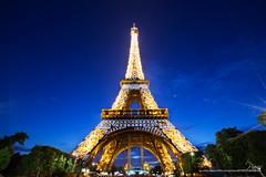 Eiffel tower_艾菲爾鐵塔