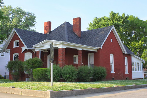 Robert Penn Warren Birthplace Museum - Guthrie, KY