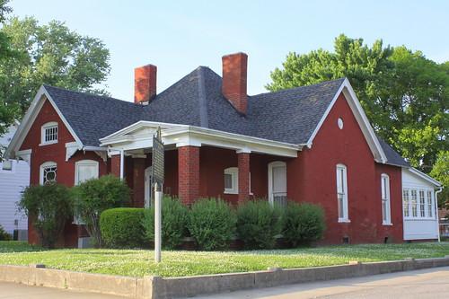 Robert Penn Warren Birthplace Museum - Guthrie, KY