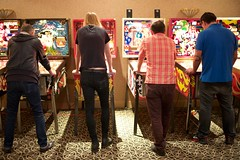 Flipout Pinball Expo in Vancouver