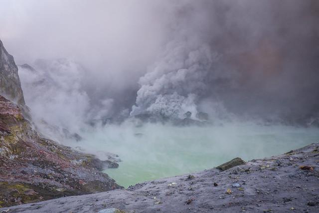 White Island active Volcano-2-3