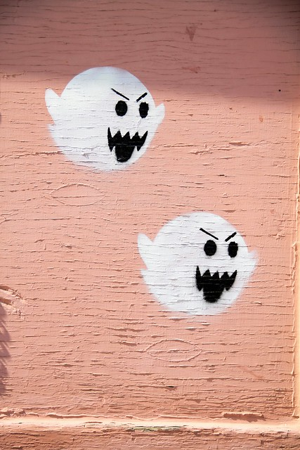 Angry, But Happy Ghosts of Walker's Point