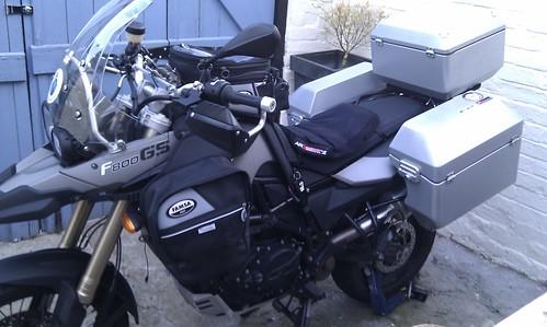 New trip, new bike