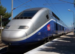 bullet train, tgv, high-speed rail, vehicle, train, transport, rail transport, passenger car, rolling stock, land vehicle,