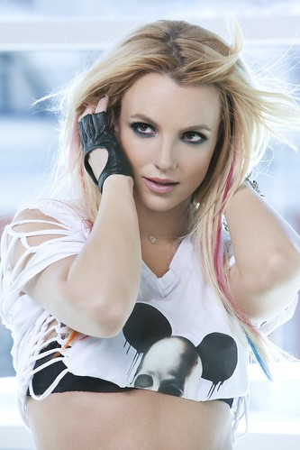 Britney Spears - I Wanna Go - Video Still