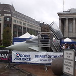 Armed Forces Day, Birmingham - Victoria Square - Royal Air Force