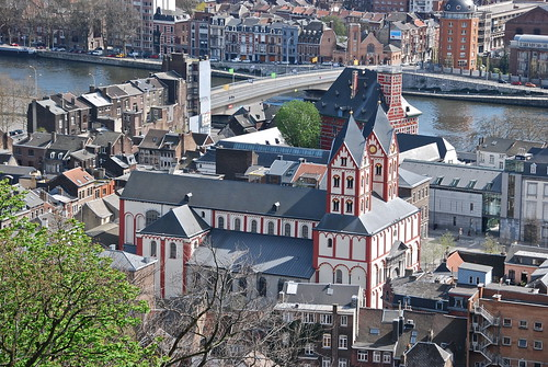 La collégiale Sainte-Barthélemy (Liège)