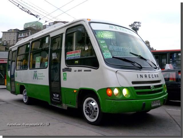 TMV 2: Viña Bus S.A. || Linea 202.-