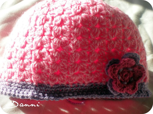 Gorro Rosado niña | Flickr - Photo Sharing!