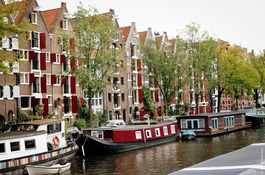 Amsterdam in Autumn 2012-2013