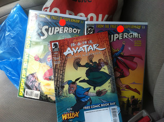 Mile High Comics: Free Comic Book Day 2014