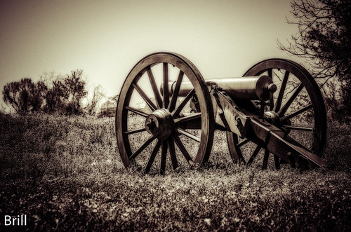 Silent Civil War Cannon