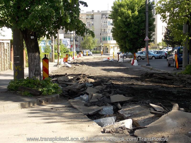 Traseul 101, etapa II: Intersecție Candiano Popescu ( zona BCR ) - Gara de Sud 14048565061_a870128d92_c