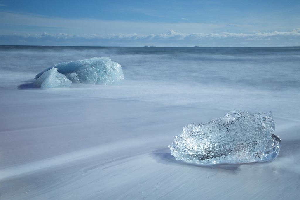 Beach Ice 2