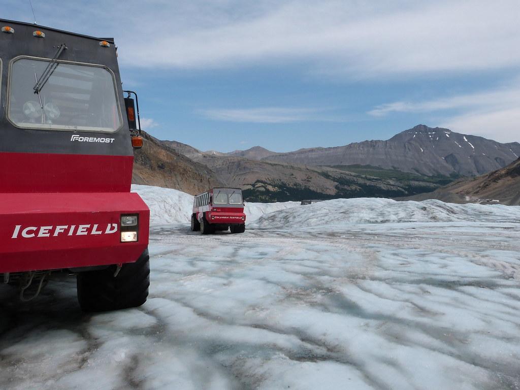 Glacier arthabasca