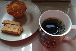 Philippines Civet Coffee - Snack pairing