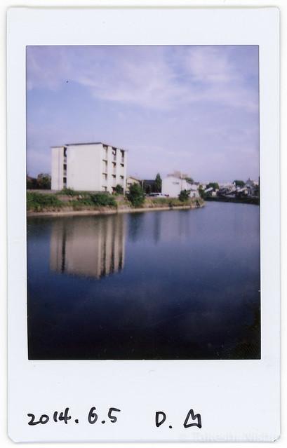 浅野川 / Asanogawa riv.