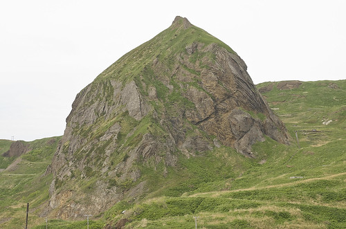 【写真】離島めぐり : 桃岩・猫岩