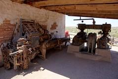 2011-06-05 Arizona, Apache Trail  031 Goldfield