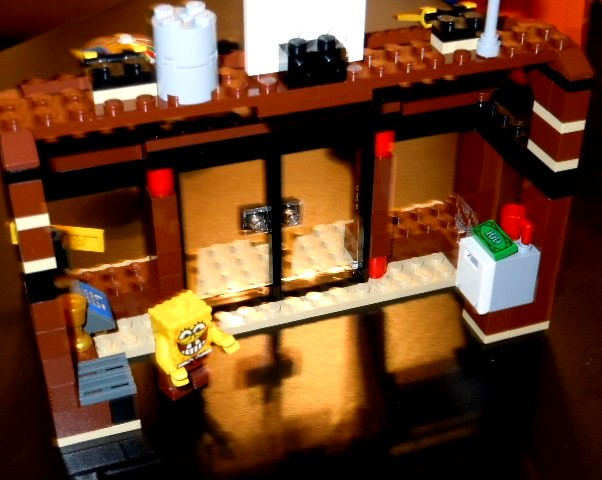 LEGO Spongebob Krusty Krab | Flickr - 107.4KB