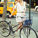 biking in skirts by le petit bateau