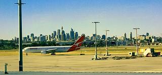Australia, Sydney International Airport (Tempe)