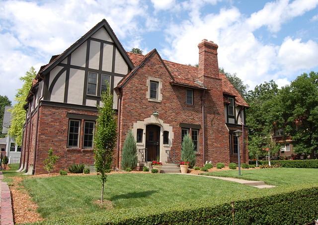 Tudor style home in dundee omaha nebraska flickr for Tudor style homes for sale