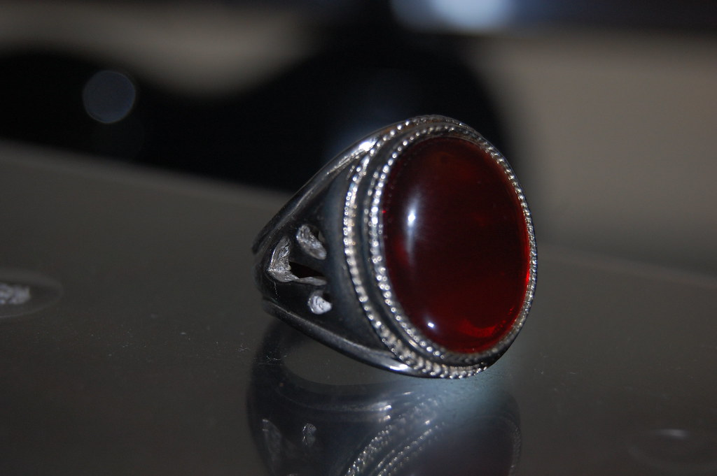 The Shadow's Ring