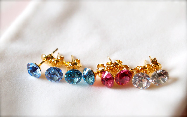 Sparkle Thots Jewellery :: (Earrings)