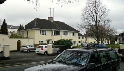 Houses, Cheltenham 1