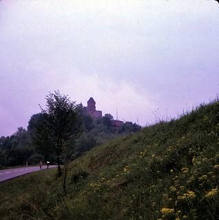 West Germany -  Castle Erlenbach   -   May 1970