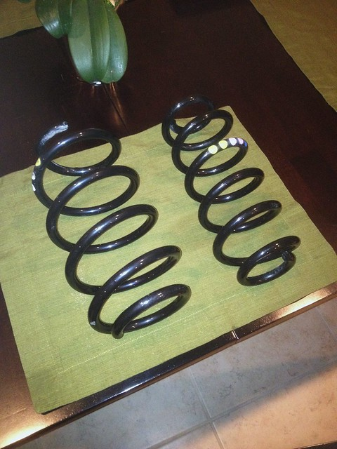 US-spec R springs