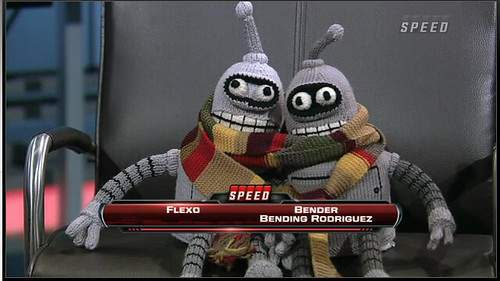 Bender and Flexo