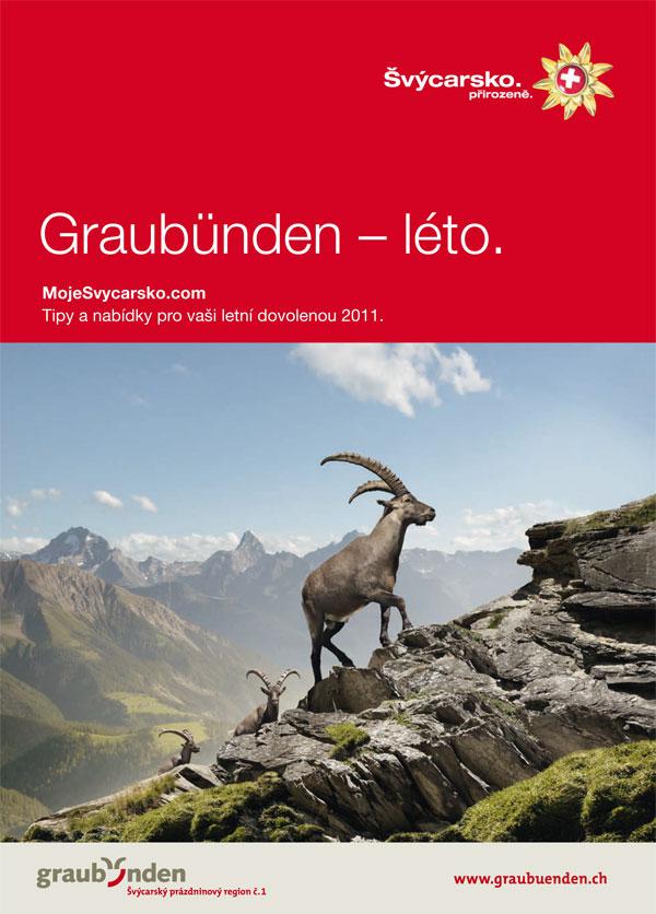Graubünden - léto (2011)