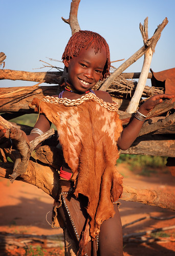 Ethiopian Tribes, Hamer