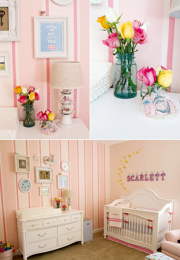 Featured Room: Vintage-Inspired Nursery