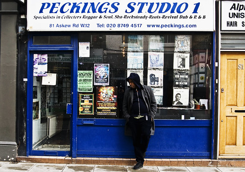 Peckings Studio 1